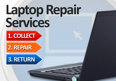 Click to arrange a speedy local collect and repair service